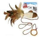 Игрушка TAI CHI PET (Тай Чи Пэт) Для Кошек 90122 Рыбка С Кольцом
