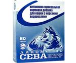 Витамины Для Кошек СЕВАвит Морские Водоросли 60таб