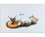 Коврик Под Миску Для Кошек Trixie (Трикси) Thick Cat 44*28см 24475