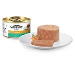 Консервы Gourmet (Гурме) Gold Для Кошек Кролик По-Французски Кусочки в Паштете 85г (1*24)