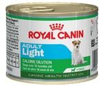 Консервы Royal Canin (Роял Канин) Canine Health Nutrition Adult Light Для Собак с Избыточным Весом Паштет 195г (1*12)