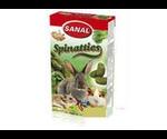 Витамины Санал Дропсы Для Грызунов 45г Spinatties (Шпинатес) 771009