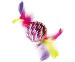 Игрушка Dezzie (Деззие) Мяч Цветной 5,5см Сизаль 5613012