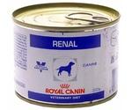 Лечебные Консервы Royal Canin (Роял Канин) Veterinary Diet Canine Renal Для Собак При Хронической Почечной Недостаточности 200г