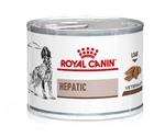 Лечебные Консервы Royal Canin (Роял Канин) Veterinary Diet Canine Hepatic Для Собак При Заболеваниях Печени 200г