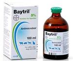 Байтрил 5% 100мл Инъекционный Раствор Bayer