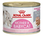 Консервы Royal Canin (Роял Канин) Feline Health Nutrition Babycat Instinctive Mousse Для Котят 195г