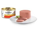 Консервы Gourmet (Гурме) Gold Для Кошек Паштет с Говядиной 85г (1*24)