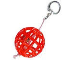 Игрушка Для Птиц Мяч с Колокольчиком 4,5см Sl038в
