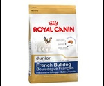 Сухой Корм Royal Canin (Роял Канин) Breed Health Nutrition French Bulldog Junior Для Щенков Породы Французский Бульдог 3кг