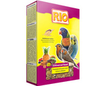 Универсальный Корм Rio (Рио) Universal Food Additional Ration Для Всех Видов Попугаев и Птиц 350г