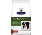 Hills (Хиллс) Prescription Diet Metabolic Weight Management Лечебный Сухой Корм Для Собак Для Достижения и Поддержания Оптимального Веса Курица 4кг