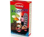 Витамины Для Грызунов Sanal (Санал) 3-Colore Дропсы 45г