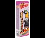 Vitapol (Витапол) Smakers (Смакерс) XХL для Крупных Попугаев 2шт Фрукты Zvp-2712