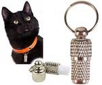 Медальон-Адресник Для Кошки Trixie (Трикси) Серебро 4151