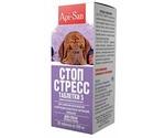 Стоп-Стресс Таблетки Для Собак Крупных Пород От 30кг 20таб АПИ-САН