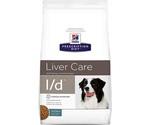 Hills (Хиллс) Prescription Diet L/D Liver Care Лечебный Сухой Корм Для Поддержания Здоровья Печени 2кг