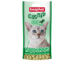 Лакомство Для Кошек Beaphar (Беафар) Happy Rolls Catnip Рулеты Кошачья Мята 80 Таблеток 10576