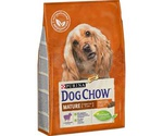 Сухой Корм Dog Chow (Дог Чау) Adult Mature Для Стареющих Собак Старше 5 Лет Ягненок 2,5кг