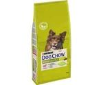 Сухой Корм Dog Chow (Дог Чау) Adult Lamb & Rice Для Собак Всех Пород с Ягненком и Рисом 14кг