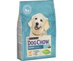 Сухой Корм Dog Chow (Дог Чау) Puppy Для Щенков Всех Пород Курица с Рисом 2,5кг