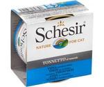 Консервы Schesir (Шезир) Для Кошек Тунец в Собственном Соку Nature for Cat Tuna Natural Style 85г (1*56)
