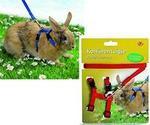 Шлейка Для Кролика с Поводком Нейлон IPTS 810980