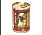 Консервы Dog Lunch (Дог Ланч) Для Собак Мясное Ассорти в Желе 750г