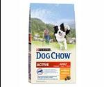 Сухой Корм Dog Chow (Дог Чау) Adult Active Для Взрослых Активных Собак Курица 2,5кг