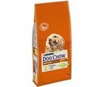 Сухой Корм Dog Chow (Дог Чау) Adult Mature Для Стареющих Собак Старше 5 Лет Курица 14кг
