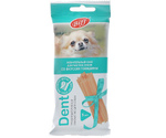 Лакомство Для Собак Мелких Пород Biff (Биф) Снек для Чистки Зубов Dent Говядина 1шт
