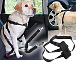 Автомобильный Ремень Безопасности Для Собак Trixie (Трикси) 70-90см 1292