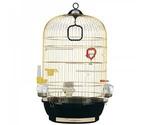 Клетка Для Птиц Ferplast (Ферпласт) Diva Для Канареек и Волнистых Попугаев Золото 40*65см