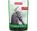 Beaphar (Беафар) Catnip Bits Подушечки Для Кошек Катнип Битс с Кошачьей Мятой 150г 11612/13249