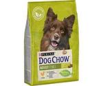 Сухой Корм Dog Chow (Дог Чау) Adult Для Взрослых Собак Всех Пород Курица с Рисом 2,5кг (1*4)