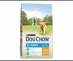 Сухой Корм Dog Chow (Дог Чау) Puppy Для Щенков Всех Пород Курица с Рисом 800г