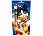 Лакомство Felix (Феликс) Party Mix Для Кошек Оригинальный Микс 60г (1*8)