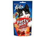 Лакомство Felix (Феликс) Party Mix Для Кошек Гриль Микс 60г (1*8)
