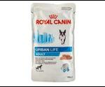 Влажный Корм Royal Canin (Роял Канин) Urban Life Adult Wet Для Собак, Живущих в Городских Условиях Кусочки Мяса в Соусе 150г