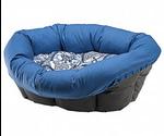 Подушка Для Лежака Для Собак Siesta Deluxe 6 Ferplast (Ферпласт) к Sofa 6 Вариант-1 Синяя 80,5*62*23,5см