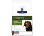Hills (Хиллс) Prescription Diet Metabolic Weight Management Mini Лечебный Сухой Корм Для Собак Мелких Пород Для Достижения и Поддержания Оптимального Веса Курица 1,5кг