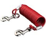Трос Для Собак Trixie (Трикси) Спираль с Карабином 5м До 50кг 22945