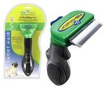 Фурминатор Для Собак Мелких Пород с КОРОТКОЙ Шерстью FURminator Deluxe 4см Short Hair Small Dog