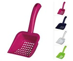 Совок Для Кошачьего Туалета Trixie (Трикси) с Отверстиями Пластик 40471
