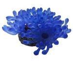 Коралл Для Аквариума Triton (Тритон) Синий Искусственный 5*4*7см Sh-209sв