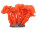 Коралл Для Аквариума Triton (Тритон) Искусственный Оранжевый 11см Sh-599or