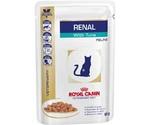 Лечебный Влажный Корм Royal Canin (Роял Канин) Veterinary Diet Feline Renal Tuna Для Кошек При Почечной Недостаточности с Рыбой (Тунец) 85г