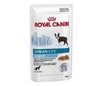 Влажный Корм Royal Canin (Роял Канин) Urban Life Junior Для Щенков Мелких Пород, Живущих в Городских Условиях Кусочки Мяса в Соусе 150г 3шт + 1шт!