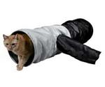 Тоннель Для Кошек Trixie (Трикси) Шуршащий 4 Отверстия 30*115см 4302