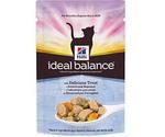 Hills (Хиллс) Ideal Balance Влажный Корм Для Кошек Аппетитная Форель 85г